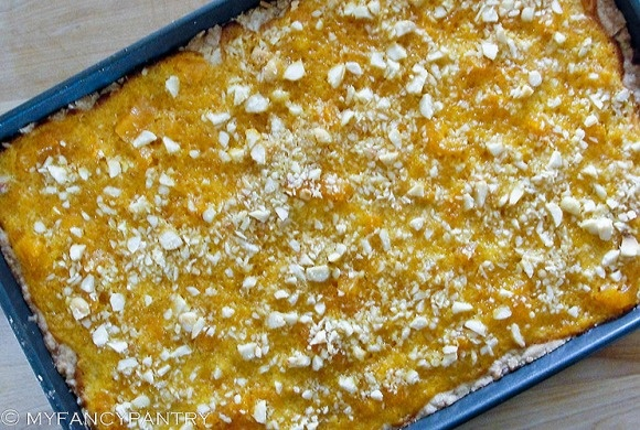 Macadamia Nut Cookie Bars | Cookies | Pinterest | Apricot Bars and Bar ...