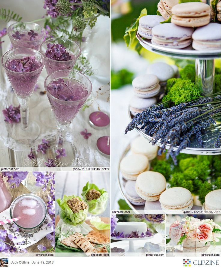 Garden Party Ideas Pinterest intimate wedding at chateau de robernier provence Lavender Garden Party
