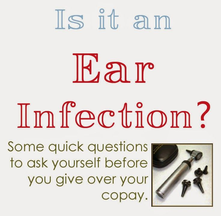 how to clear an ear infection quickly