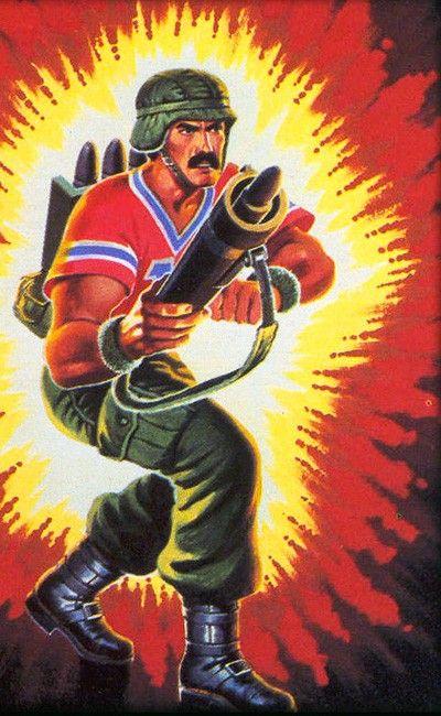 Bazooka - G.I. Joe