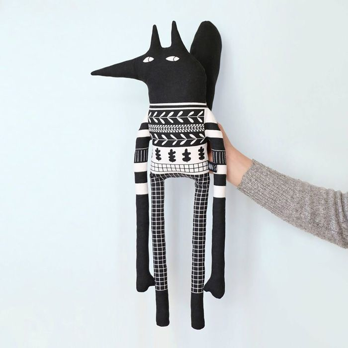 Main Sauvage, Graphic Soft Toys - Petit & Small