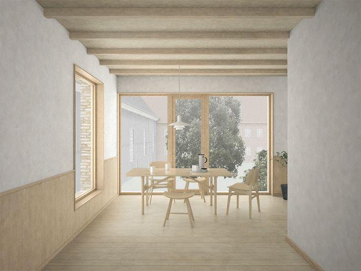 Visualisering| Christiansfelderhuset 1.sal