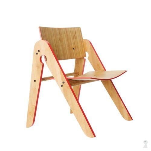 DESIGNDELICATESSEN - We Do Wood - Lills Børnestol