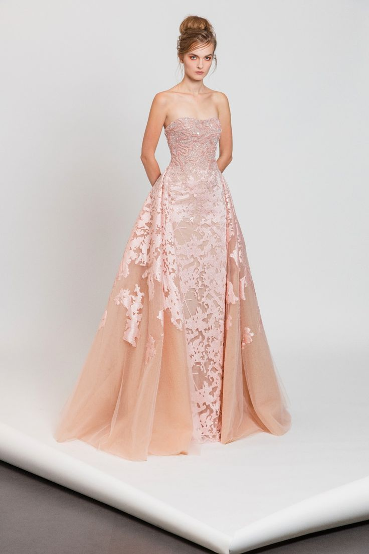 Powder pink bridesmaid dress   best DressesuGowns images on Pinterest  Ball dresses Ball