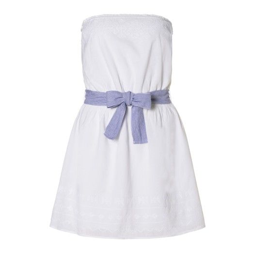 Bandeau dress, United Colors of Benetton, summer collection. Buy it online and at your size using your bodi.me account!