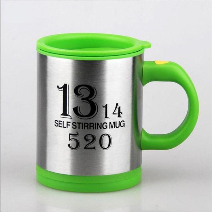 Automatic Electric Self Stirring Coffee Mug Mugs Stainless Steel Coffee Mugs Coffee Milk