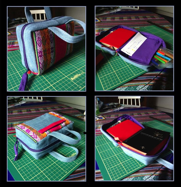 Tracy's Treasury: Make Your Own Bible Cover (Sewing Tutorial)