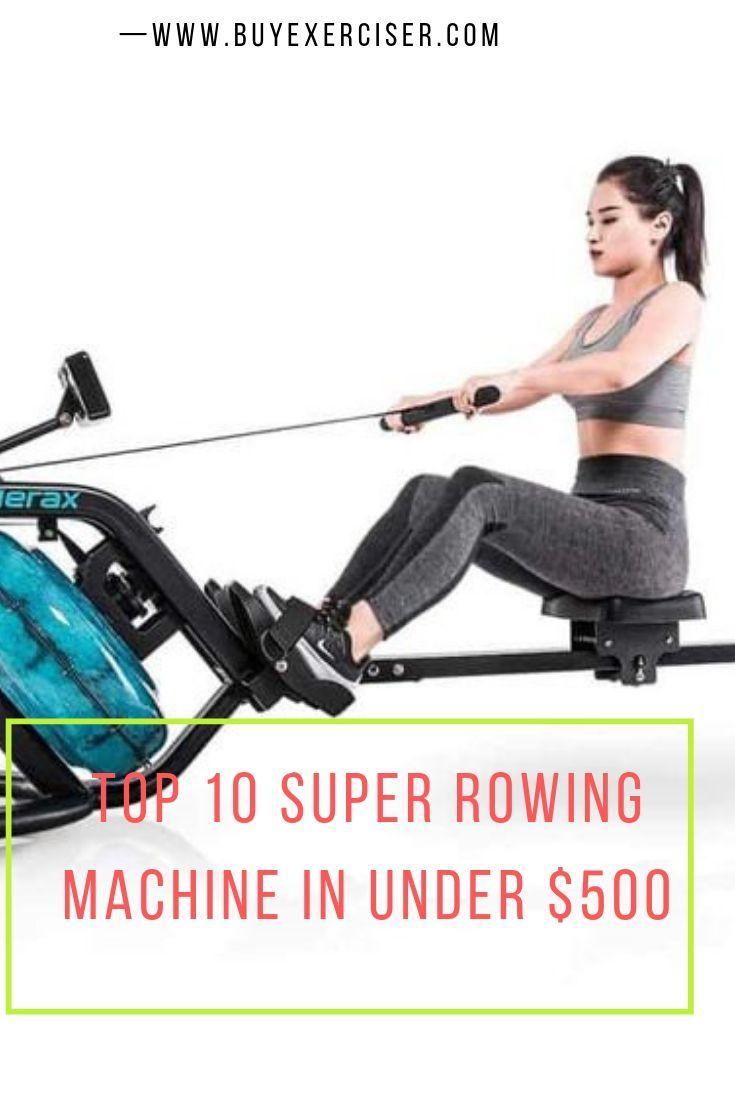 Best Rowing Machine Under 500 Best Exercise Bike Biking