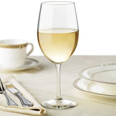 Libbey Wine 'n Dine White Wine Glasses, Set of 4 - walmart howell mill - $10