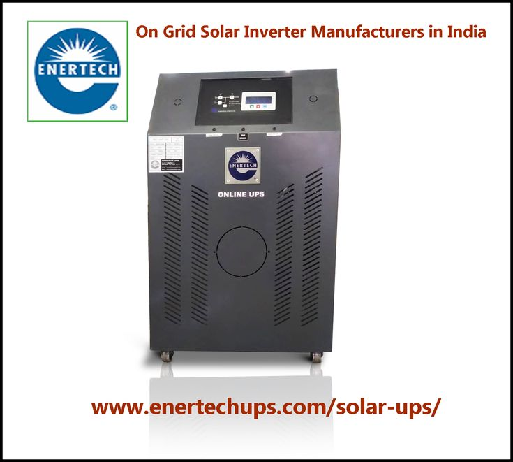 On Grid Solar Inverter Manufacturers In India Solar Inverter Solar Power Electronics