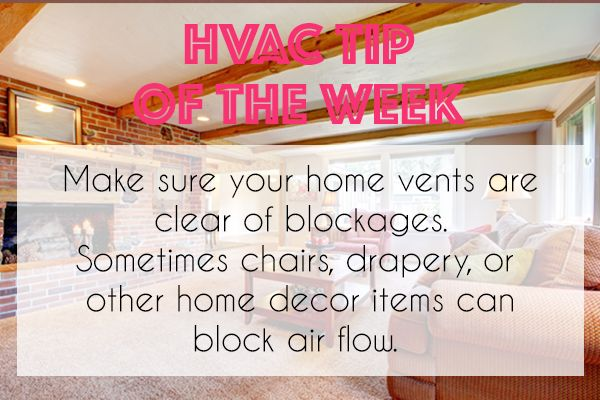 It S The Hvac Tip Of The Week Remember To Do This One Simple