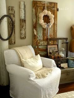 old door decor on pinterest diy house furniture vintage door decor