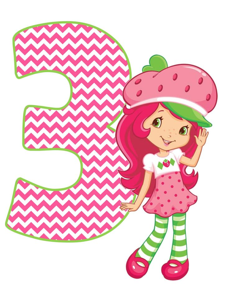 Instant Download Strawberry Shortcake by PinkInkPartyBoutique, $3.00