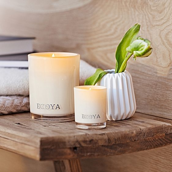Mini Madison Jar Candle, Sweet Pea & Jasmine by Ecoya