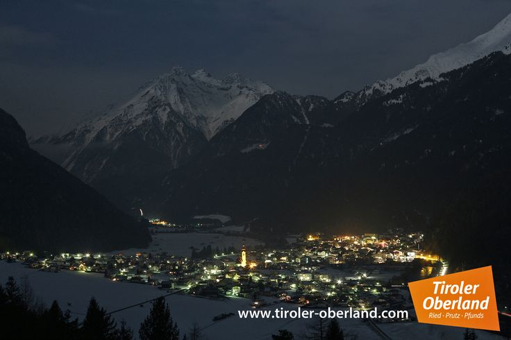 #Pfunds #Winter #Nacht