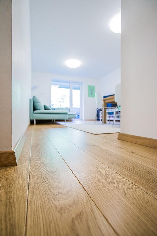 Oak Natural Engineered Oak Hardwood Flooring Sanded And Finished
