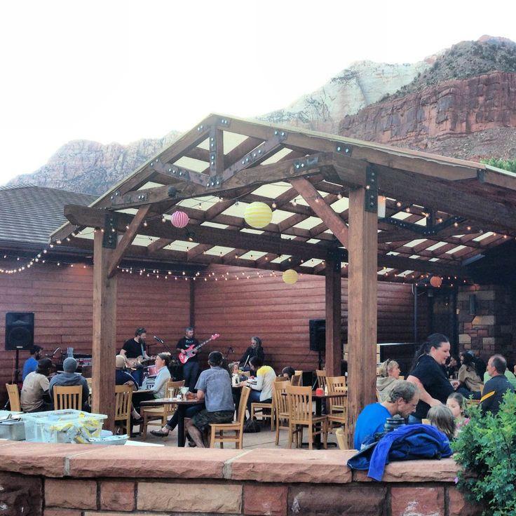 Zion Canyon Brew Pub | Zion Canyon Village