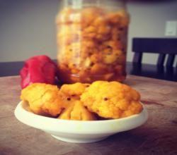 Punjabi Gobhi Da Achaar (How to make Cauliflower Pickle) Recipe Video by Eat East Indian | ifood.tv