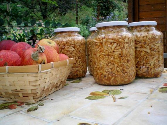 Reszelt alma télire - hetszinvilag.lapunk.hu