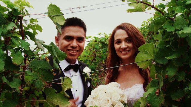 Tito & Marlene's wedding at Morais Vineyards. Fredericksburg Wedding Video, Stafford Wedding Video, Spotsylvania Wedding Video, Videographer, Wedding Videos. Packages starting at $1200. www.atlanticweddingvideo.com