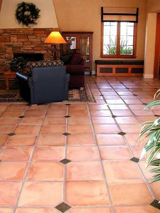 36 best images about saltillo mexican tile on pinterest for Texas floors