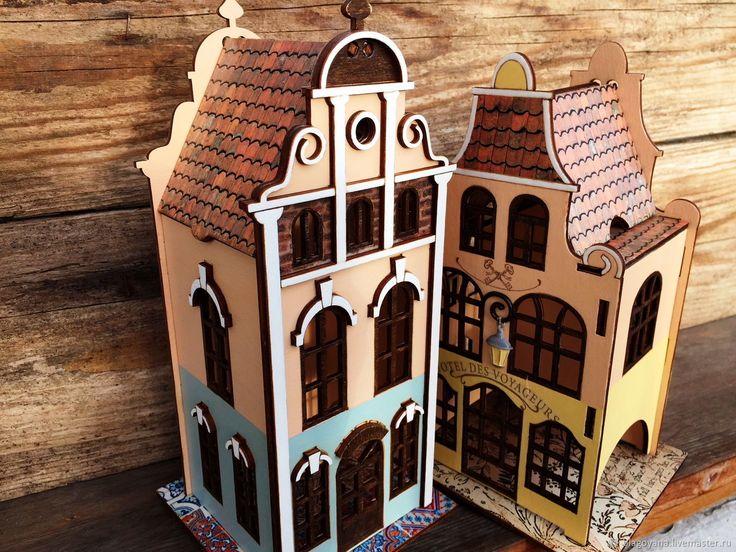 Купить Чайный домик Прага в интернет магазине на Ярмарке Мастеров