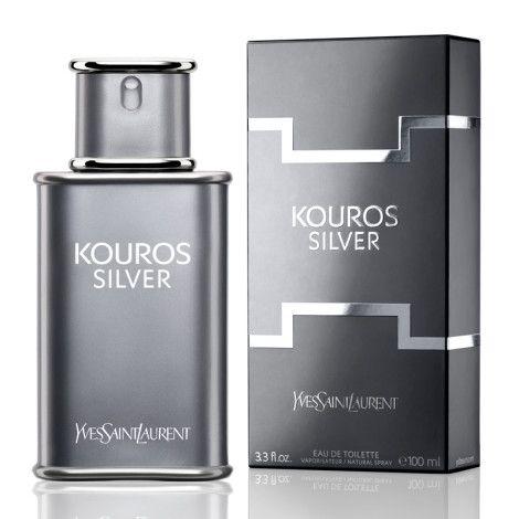 Parfums Femmes - Yves Saint Laurent  Kouros Silver Eau De Toilette