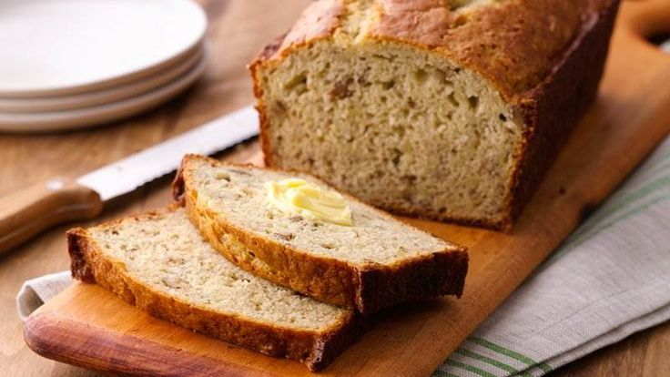 Loaf Recipes Using Cake Mix: Impossibly Easy Banana Bread Coffee Cake (With Make-Ahead