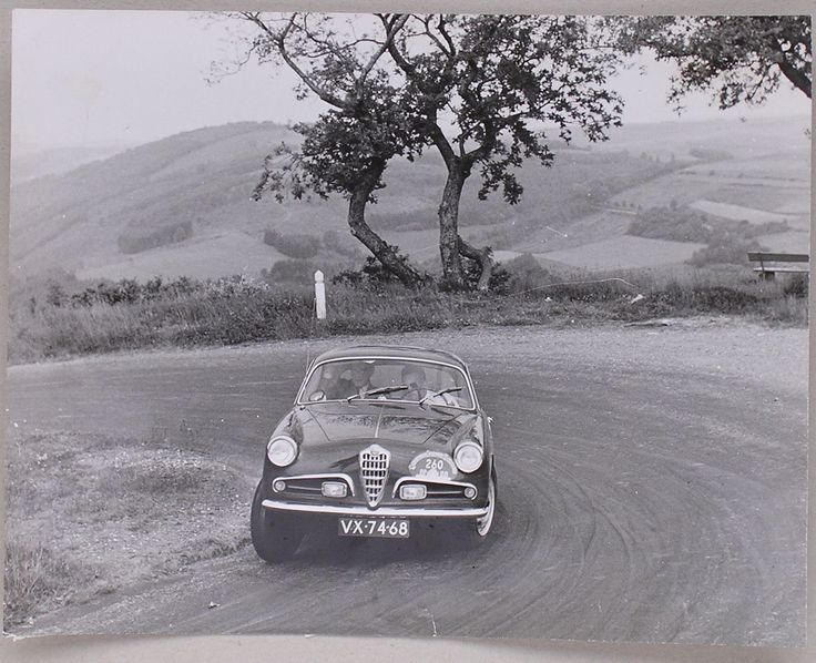 Tour d'Europe Rally 1959