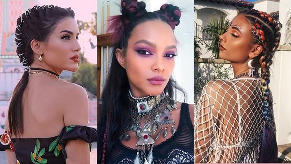 Best Hairstyles for Summer Music Festivals Inspired by Coachella – Wise Curls
