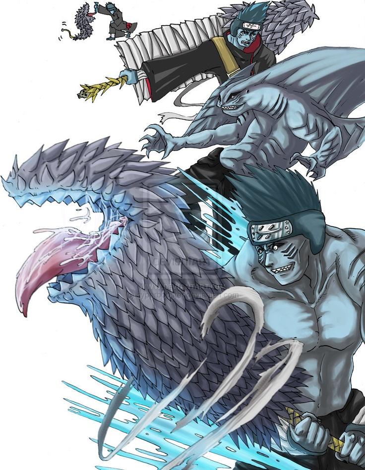 Kisame Hoshigaki   Naruto shippuden anime, Naruto madara, Anime naruto