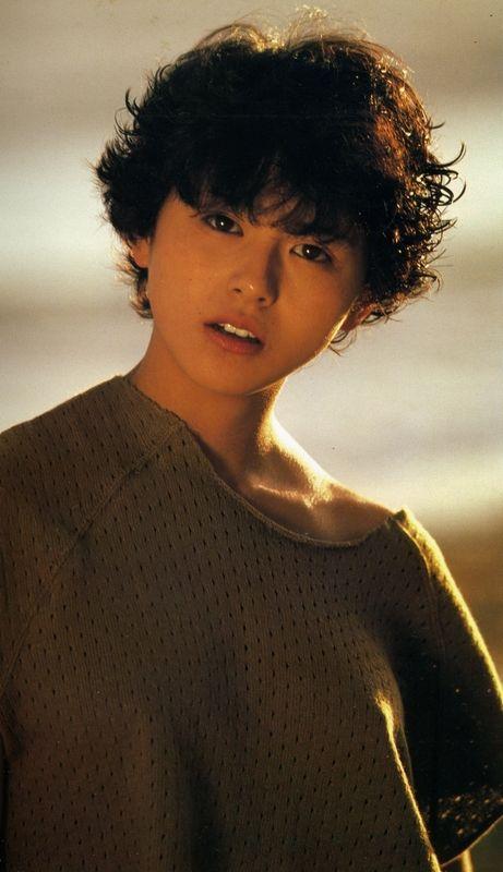 Koizumi Kyoko (小泉今日子) 1966-, Japanese Actress, 永瀬正敏(元夫)