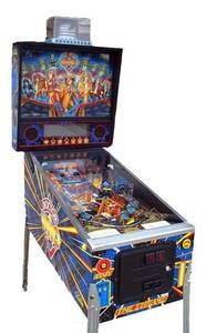 Game Room Champ - Buy Doctor Who Pinball Machine - Pre-Played For Sale