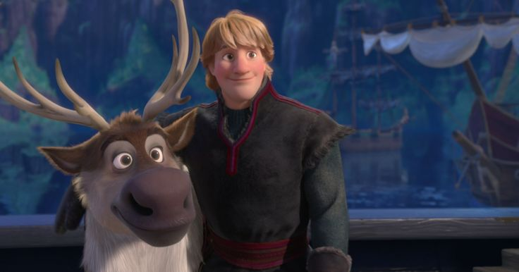Ooh! I got Kristoff! He's honest, hardworking, and even though he doesn't show it, e has a heart of gold!