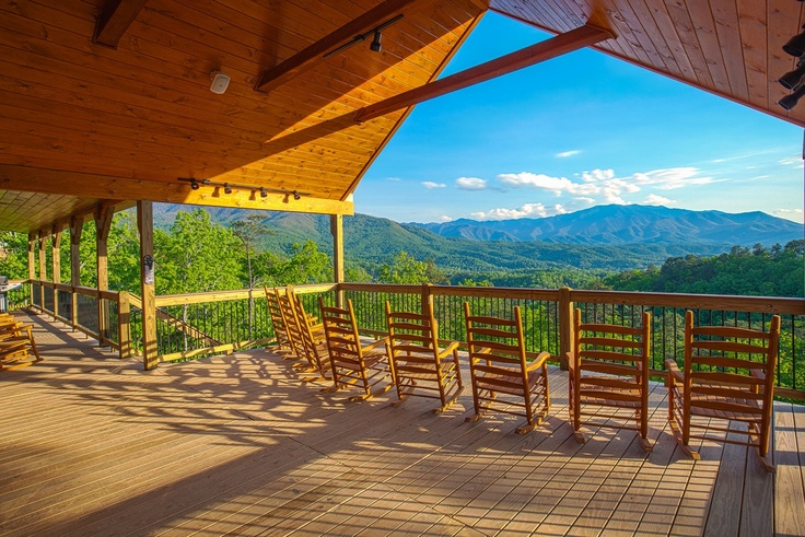 55 best best cabin rentals images on pinterest mountain for Premier smoky mountain cabin rentals