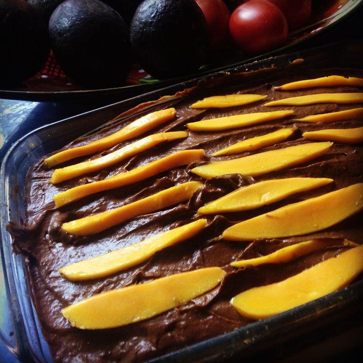Healthy Chocolate Pie