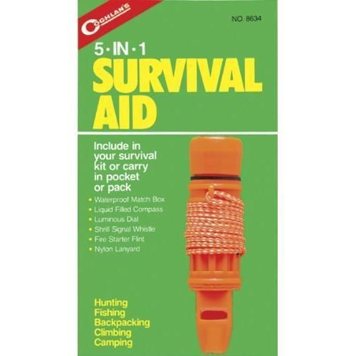 Coghlan's 5 In 1 Survival Aid New #1