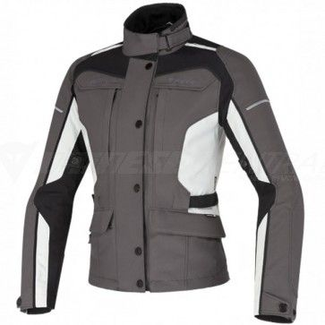 Designed for the most demanding touring riders, in search of a technical garment, but with fit designed for the female body, Zima is distinguished by its completely elasticated construction in Mugello fabric