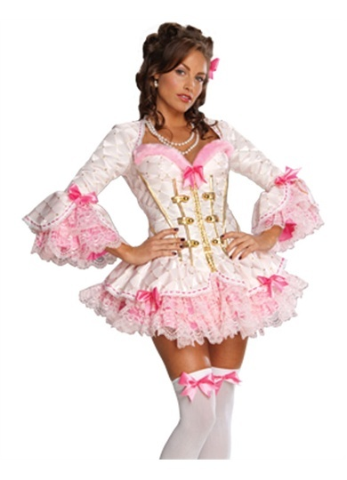Marie Antoinette French Mon Ami Queen Adult Costume