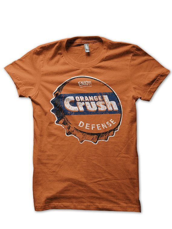 Orange Crush is back, and they are Crushing it everywhere they go! Show your love for the Denver Broncos is this awesome, vintage bottle cap