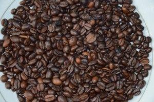 Nalewka na ziarnach kawy - Nalewka kawowa