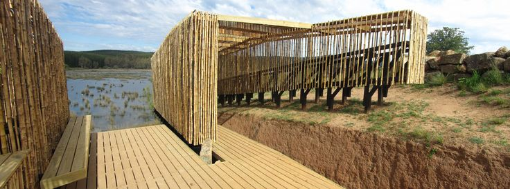 Gallery of Name Observatory, Birdwatching Circuit / Mauricio Orlando Rojas Riquelme - 8