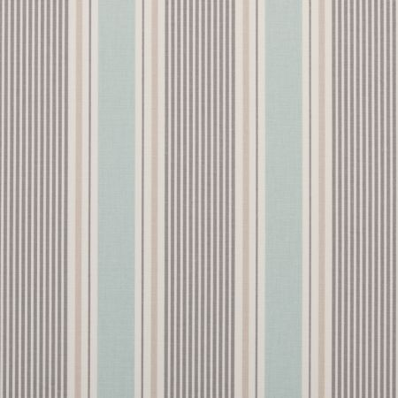 Sail Stripe Curtain Fabric from Terry's Fabrics.   This colourway will go with our campervan's interior!!