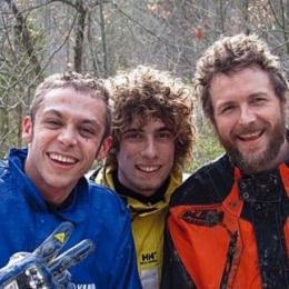 Valentino, Marco and Jovanotti