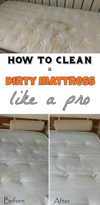 1000 Ideas About Clean A Mattress On Pinterest Mattress Stains