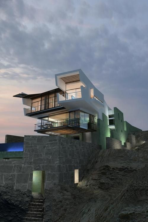 Lefevre Beach House, Longhi Architects: Building, Dreams Houses, Beach Houses, Beachhous, Longhi Architects, Modern Houses, Beaches Houses, Lefevre Beaches, Punta Misterio