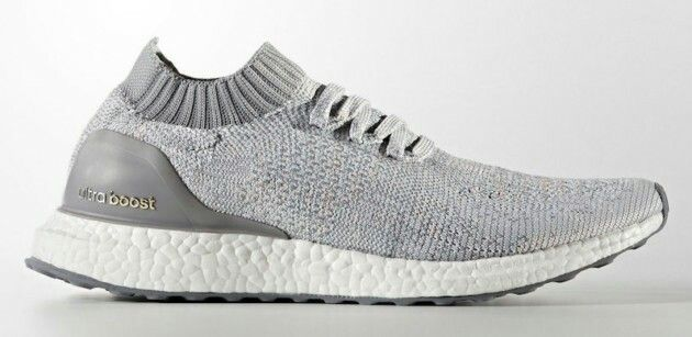 The adidas Ultra Boost Uncaged Clear Grey will release on April 17, 2017 for $180.