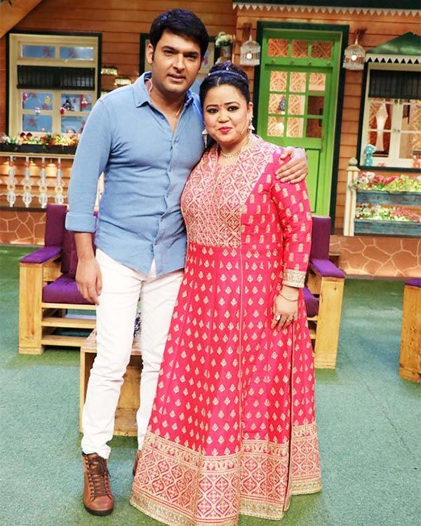 Bharti Singh is soon going to quit The Kapil Sharma Show and it's NOT because of Krushna Abhishek! #FansnStars
