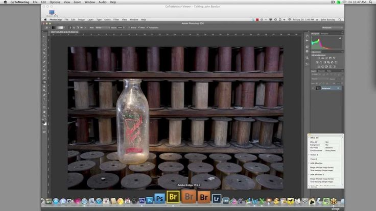 Crafting Images using Nik Software with John Barclay