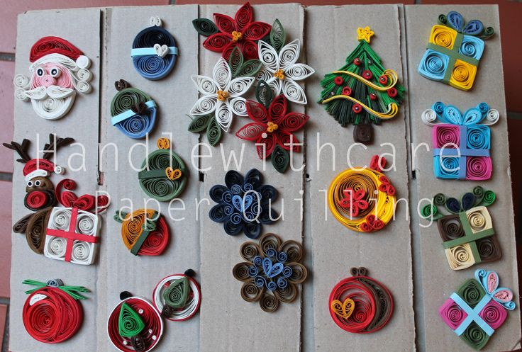 401 best images about quilling christmas on pinterest for Room decor ulhasnagar